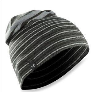 NWT Arc'teryx Men's Rolling Stripe Hat Gray